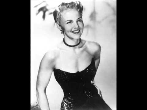 Peggy Lee – It's A Good Day