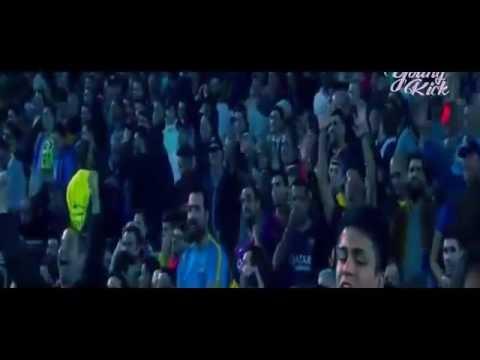 FC Barcelona 4-0 Manchester City All Goals & Highlights Champions League