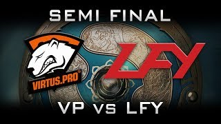 Nonton VP vs LFY TI7 Semi Final Highlights The International 2017 Dota 2 Film Subtitle Indonesia Streaming Movie Download