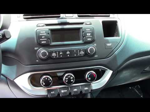 Kia Rio 5-door Interior Tour Review