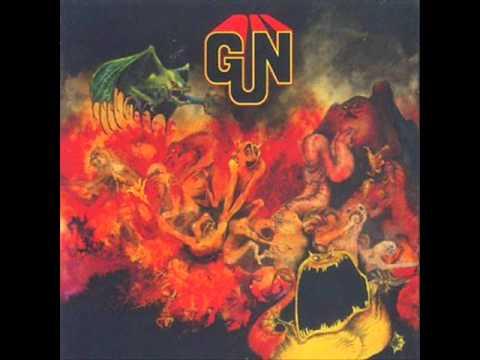 The Gun - Take Off online metal music video by GUN