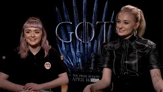 Video Game of Thrones Cast Reveals Who They Texted After Their Final Episode MP3, 3GP, MP4, WEBM, AVI, FLV Juni 2019