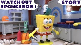Watch Out Spongebob