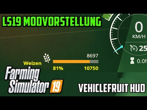 VehicleFruit Hud v0.53 Beta