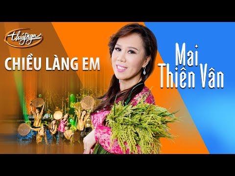Mai Thiên Vân - Chiều Làng Em (Trúc Phương) from DVD Live Show Mai Thiên Vân - Thời lượng: 3 phút, 35 giây.