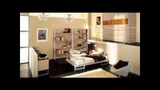 DIY cool boy bedroom design decorating ideas