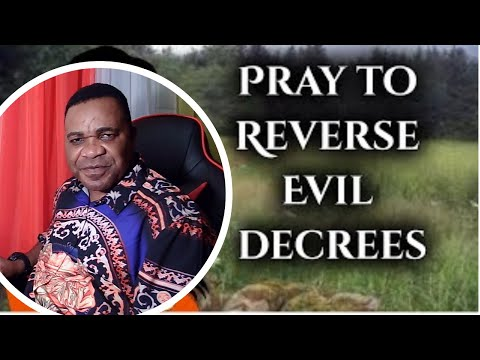 idika.gr - Idika Imeri ministries Television presents: Pray to Reverse Evil decrees. Support and contribute to Idika Imeri ministry AT : www.idikaimeriministries.blogsp...