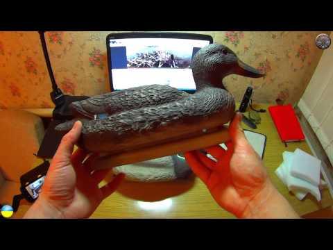 техасская оснастка утка
