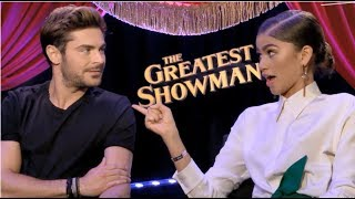 Video Zac Efron Can't Stop Flirting With Zendaya MP3, 3GP, MP4, WEBM, AVI, FLV Maret 2018