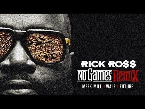 No Games Remix (Twerk Video) [Feat. Wale & Meek Mill]