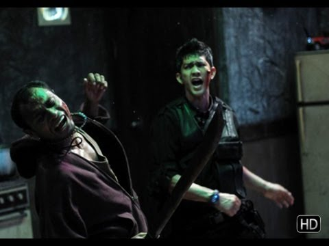 0 Red Band Trailer:  The Raid (2012) (Indonesia)