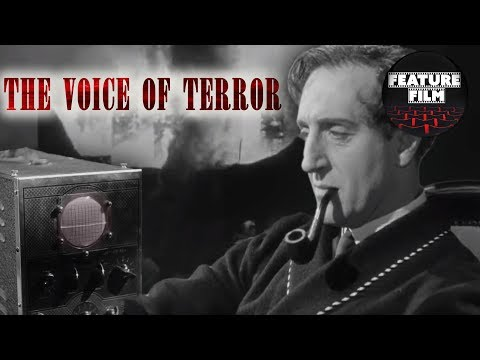SHERLOCK HOLMES | THE VOICE OF TERROR (1942) full movie | the best classic movies