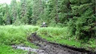 4. Extreme Arctic Cat Mud Pro 1000 demo ride