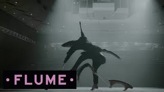 Flume vídeo clipe Some Minds (feat. Andrew Wyatt)