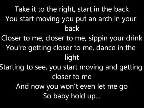 Justin Timberlake - Don't Hold the Wall Official Lyrics Video