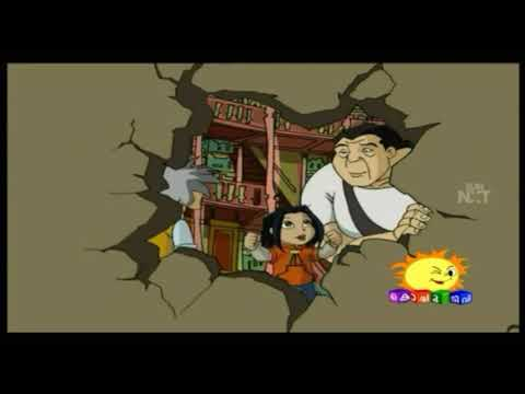 Jackie Chan season 3 episode 12 (bull  power uncle) Malayalam