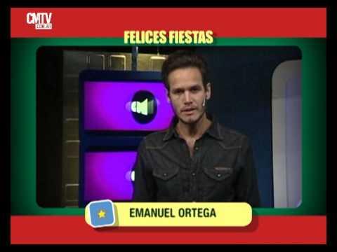 Emanuel Ortega video Saludos  - Fiestas 2014/2015