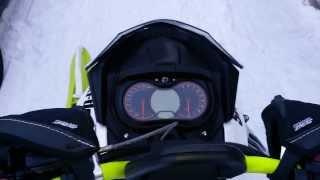 7. Ski-doo Freeride 146 2014 800 E-tec