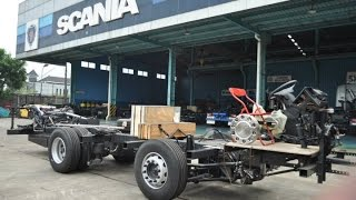Video Bismania wajib tau proses perakitan chassis bus terbaru MP3, 3GP, MP4, WEBM, AVI, FLV September 2018