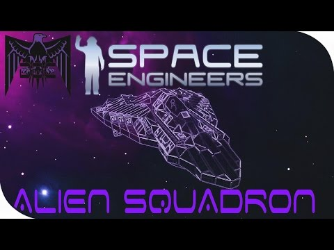 SE Alien Squadron | Ship Collection – Ep 2