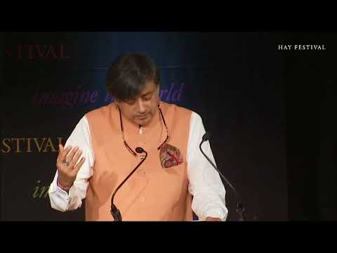 Dr. Shashi Tharoor On  Hinduism's Origins And Its Philosophical Concepts