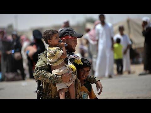 El ejército iraquí expulsa a los yihadistas de Faluya