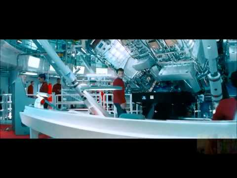 Star Trek Into Darkness - Enterprise Launches With Exposition