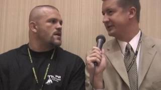 Remembering Ryan Bennett: Interviewing Chuck Liddell at UFC 37 by MMA Weekly