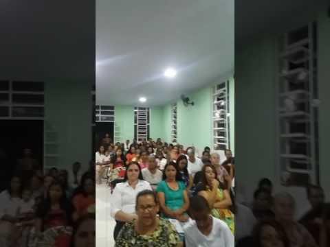 Grupo vencedores de Paulistas louvando a Deus em Paulistas virada