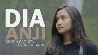 Video Dia - Anji (Bintan Radhita, Andri Guitara) cover MP3, 3GP, MP4, WEBM, AVI, FLV November 2018