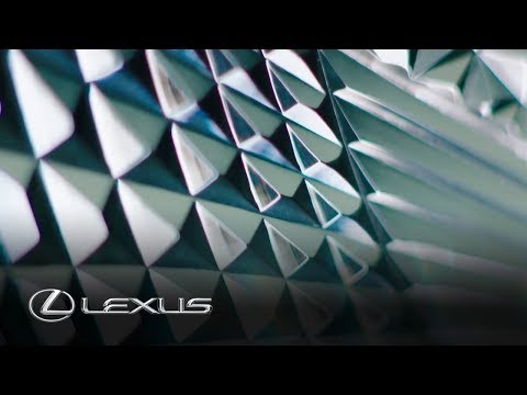 Polecam video: 2018 Lexus LS | Stories of Brave Design – Chapter 2: Kiriko glasswork