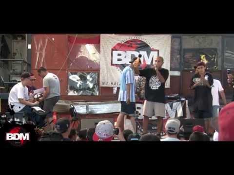 BDM - Registro realizado en el torneo de Freestyle Batalla de Maestros vol. 8, que fue realizado en La Fabrika Okupa de San Bernardo, Catnegro Rec. a cargo de la p...