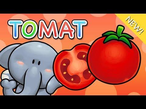 Lagu Anak Indonesia | Tomat