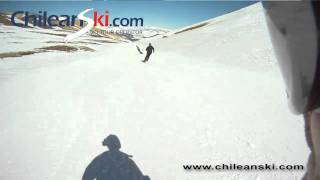 Pista El Vals, Valle Nevado Chile