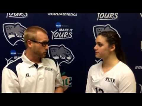 VB Interview: Kali Boatwright After Win Over Georgia College
