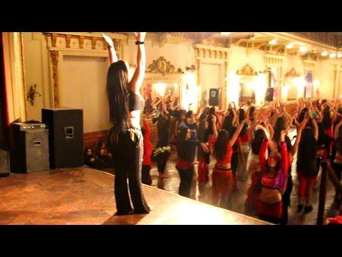 ANNA BORISOVA - Winter Dance Festival in Argentina 2016