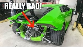 I TWIN TURBO'D MY LAMBORGHINI!!! **HUGE MISTAKE**