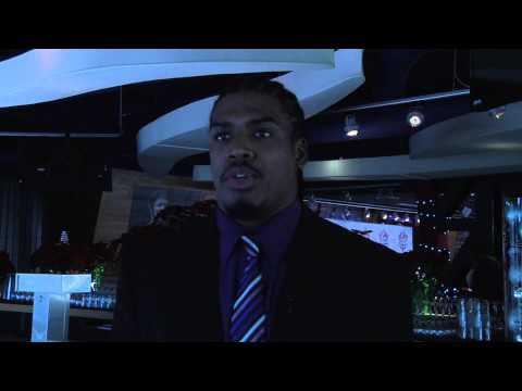 Zurlon Tipton Interview 12/13/2012 video.