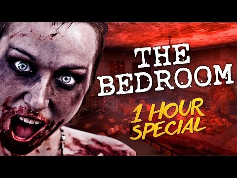 THE BEDROOM - 1 HOUR ZOMBIE SPECIAL ★ Call of Duty Zombies Mod (Zombie Games)