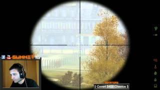 600M Moving Snipe
