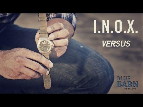 INOX Timepiece Versus Campaign - Victorinox Swiss Army