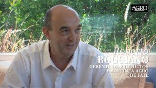 Roberto Boggiano - Gerente de Productos y E.O. Línea Agro de Fate