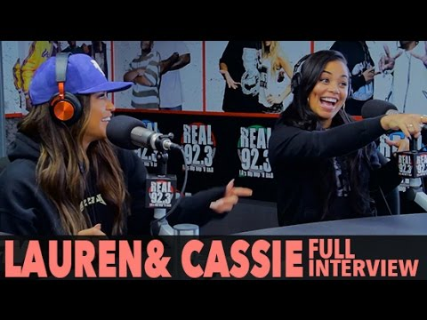 Lauren London & Cassie Ventura on New Movie 'The Perfect Match' (Full Interview) | BigBoyTV