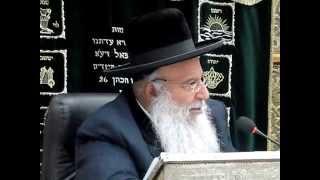 """הרב בניהו שמואלי – פרשת ויצא (ה'תשע""""ה)"""