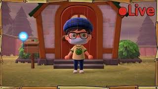 Animal Crossing - My Island Is A Mess - • Live
