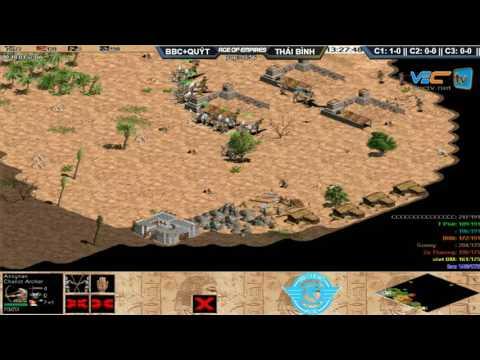 4vs4 |   Liên Quân vs Thái bình (24-02-2017)