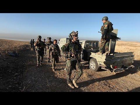 Ιράκ: O στρατός επιχειρεί για την ανακατάληψη της Μοσούλης