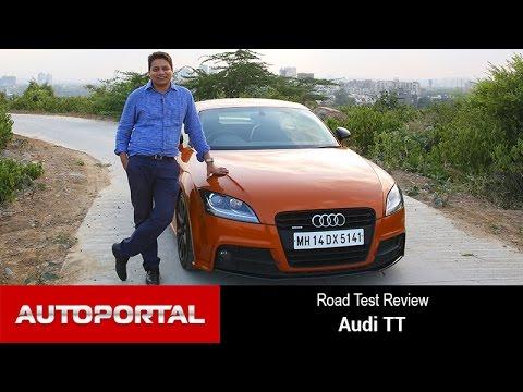 Audi TT Test Drive Review – Autoportal