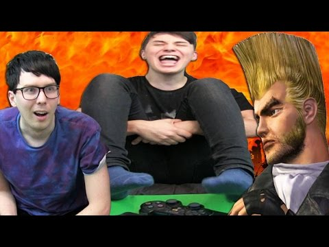 Feet - Subscribe for free AmazingPhil feet photos: http://www.youtube.com/subscription_center?add_user=DanAndPhilGAMES We attempt to beat Tekken 2 Arcade mode using only our feet. Even by our ...