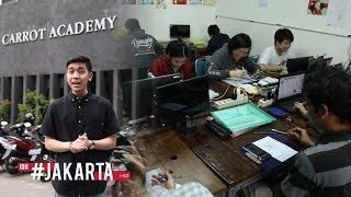 Yuk Intip The Carrot Academy, Sekolah Pengembangan Ilustrasi yang Menginspirasi! | #JAKARTA